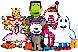 Free-Halloween-Costume-Party-Clip-Art